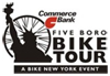 New York Five Boro Bike Tour
