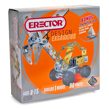 Erector Design Excavator