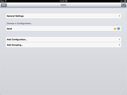 Python on the iPad