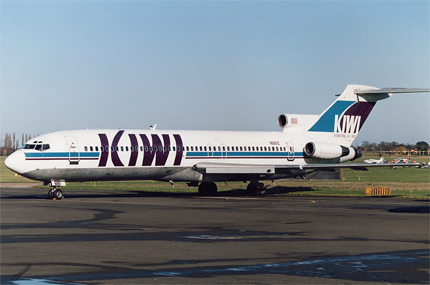 Kiwi International Airlines