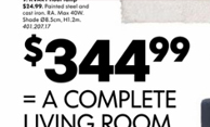 Customized futura font IKEA catalog