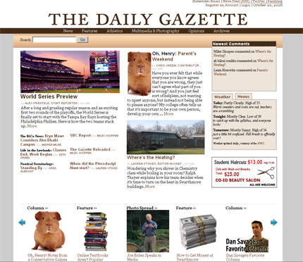 Current Daily Gazette