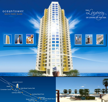 Ocean Towers, south Padre island