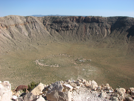 Meteor+crater+az+weather