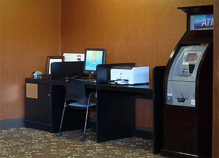 Image of a generic ATM